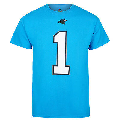 Majestic NFL Carolina Panthers Cam Newton Eligible Receiver T-Shirt