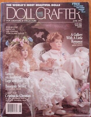 Doll Crafter- For Creators & Collectors June 1992