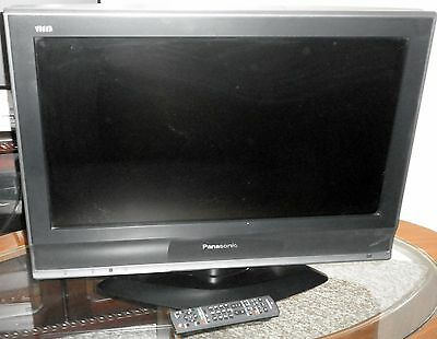 Panasonic Vierra Tv Tx-26Lmd70 With Remote & Instructions