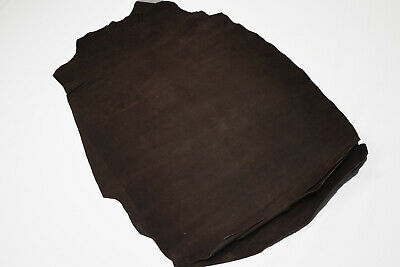 Brown suede Pigskin hides Lining leather Soft pig splits