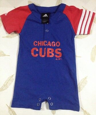 Adidas Baby Boys Romper Size 12 Months