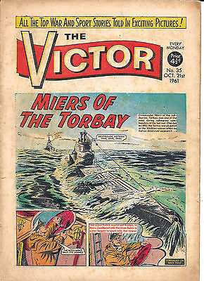 The Victor 35 (Oct 21, 1961) an almost high grade copy