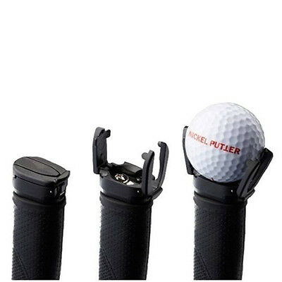 Golf Ball Retriever Sucker Back Saver Golf Ball Putter Pick Up Tool Grabber Uk