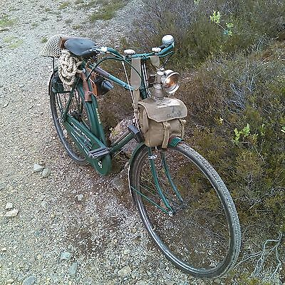 Incredibly Rare, Vintage WW2/1940's Cornwall Home Guard Bicycle