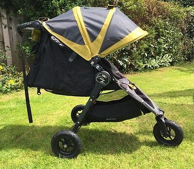 Baby Jogger City Mini GT Teal/Grey Pushchairs Single Seat Stroller