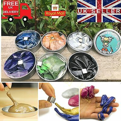 Super Magnetic Crazy Thinking Strong Magnet Putty CreativeTherapy Stress Toy DIY
