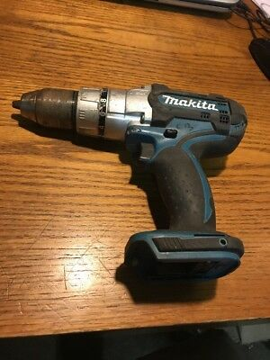 Makita BHP454 18-Volt LXT 1/2-Inch Lithium-Ion Cordless Hammer Drill (Tool Only)