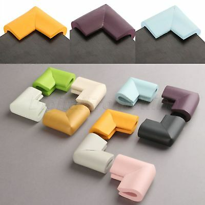 10Pcs Baby Safety Protector Glass Table Desk Corners Edge Cushion Guard Bumper