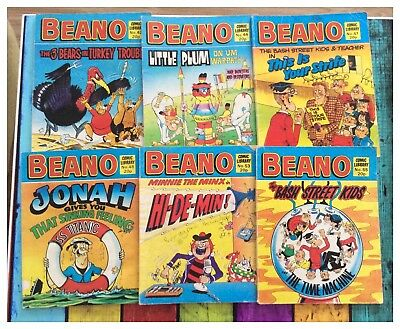 Beano Comics Library Vintage (Pack A)