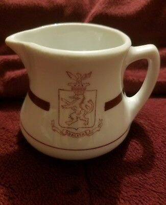 Shenango China  Restaurantware Qualitas Crest