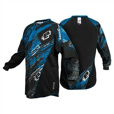 Planet Eclipse Rain Jersey Ice - Large - Paintball