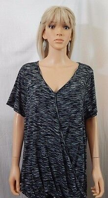 bd48bbbee06 Women s NWT Kohl s Apt 9 Size 1X 18 20 Casual Top Shirt Blouse Casual  Clothes