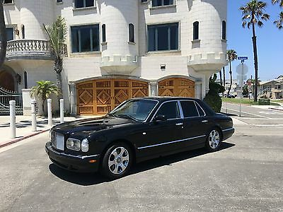 2000 Bentley Arnage  Bentley Arnage Red Label, black on black in good condition. FREE SHIPPING