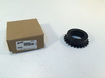 Browning 35H24 Sprocket 6-10-00 Roller Chain Sprocket 35 Chain 24T