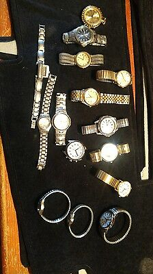 Mens and womens watch lot 3