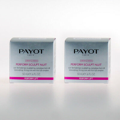 Payot Perform ★ Sculpt Nuit 50ml - 2x