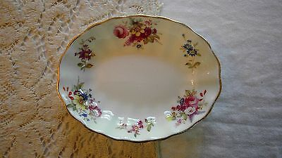 HAMMERSLEY & CO. SMALL OVAL BONE CHINA DISH Made in England