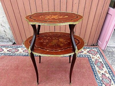 Table A The Marquetee Napoleon Iii