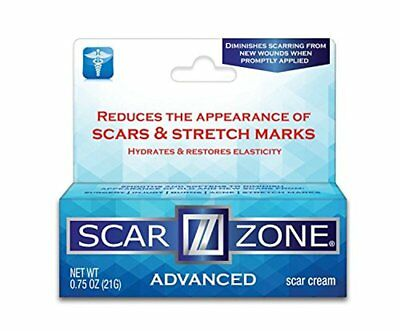 Scar Zone ADVANCED Skin Care Scar Cream 0.75 oz
