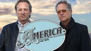 2 x America Tickets - Darling Harbour Theatre Sydney  Friday 28 July 2017