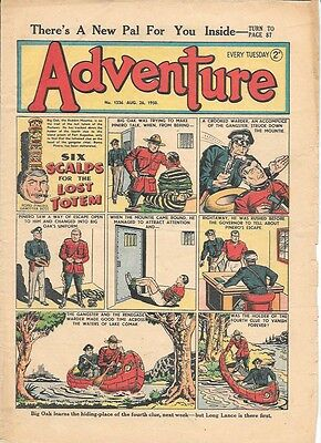 Adventure 1336 (Aug 26, 1950) high grade copy