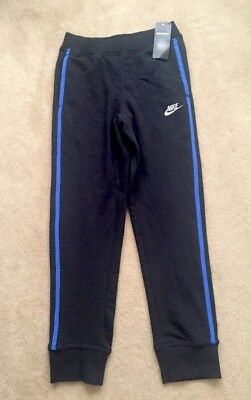Boys Nike Air FT Cuffed Bottoms Pants Junior Casual PE Limited Edition RRP£40