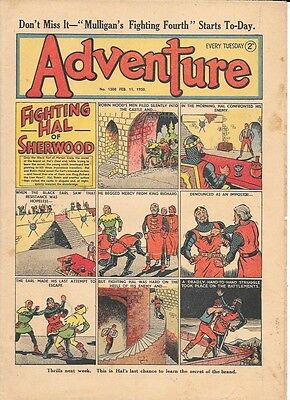 Adventure 1308 (Feb 11, 1950) high grade copy