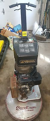 PIONEER ECLIPSE SUPER BUFFER 2100 LP PROPANE KOHLER ENGINE 209.3 hrs Nobles Kent