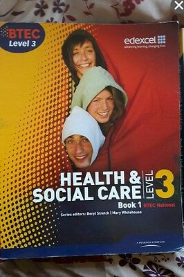 health and social care level 3