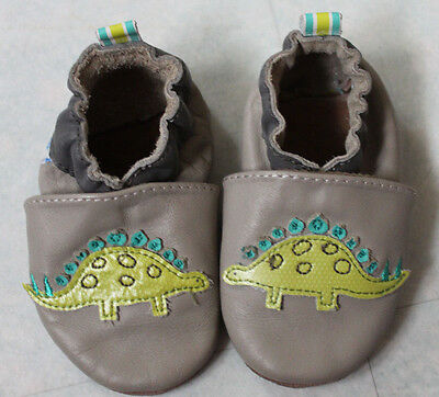 Chaussures-Chaussons Robeez Taille 0-6 Mois Comme Neufs