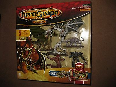 HeroScape Expansion  Orm's Return Heroes Of Laur Brand New NIB NBO Mint