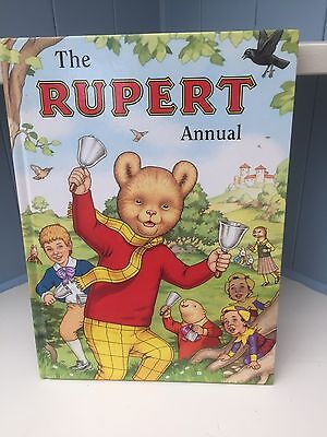 The Rupert Annual no 68 unclipped Good condition
