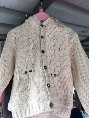 Girls Cardigan 3-4