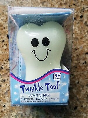 Twinkle Toof Glow In The Dark Tooth Fairy Box