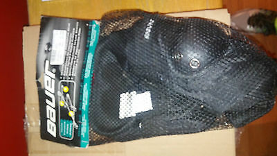 Roller Blade inline skating protective gear bauer Small Size Youth New