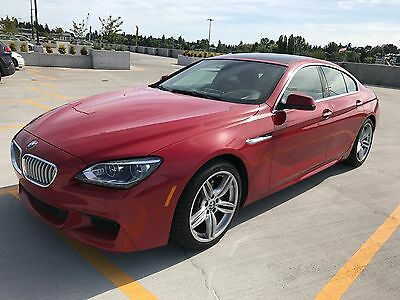 2013 BMW 6-Series Gran Coupe CPO Warranty * No Reserve Auction* Clean Title