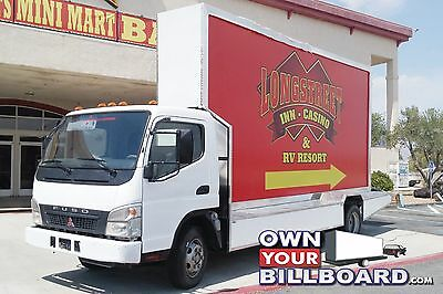 Billboard Truck, 20'x10' Diesel Engine Ownyourbillboard Completely renew