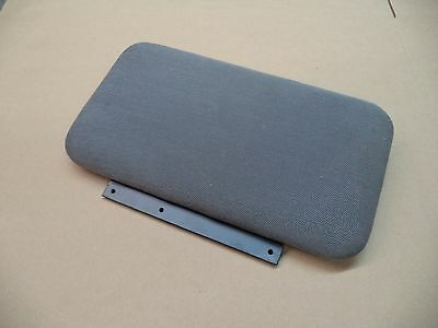 1995 - 2003 Ford Ranger Center Console Lid   Dark Grey . Oem