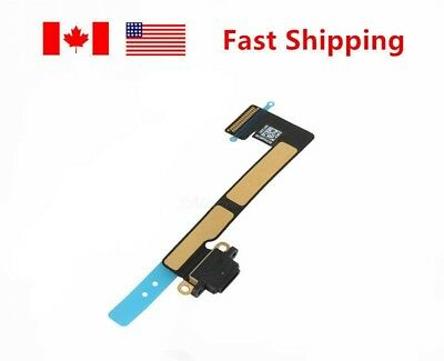 New Charging Charger Port USB Dock Connector Flex Cable For iPad mini 2 black
