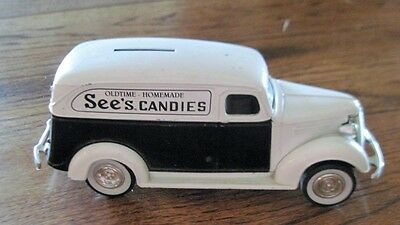 Ertl See's Candies Panel Truck