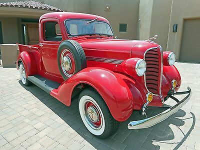 1938 Dodge Other Pickups  Recent Frame Off Restoration and an Incredible Quality Build.