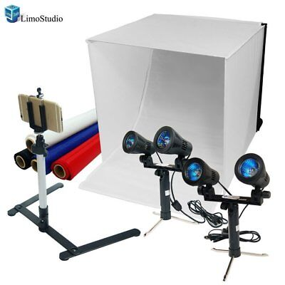 Branded Product Photography Table Top Photo Light Tent Kit 24 Photo Box Kit 2015