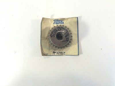 Martin TS1025BS 7/8 Spur Gear 20 Degree Pressure Angle - Made in USA