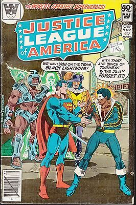 Justice League Of America  #173 1979 Whitman -Dillin/ Conway Black Lighting