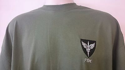 Norwegian Fsk Special Forces T-Shirt