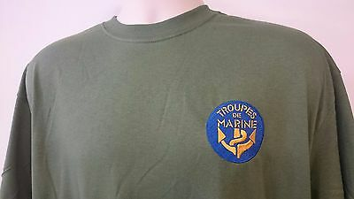 French Army French Marines T-Shirt