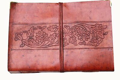 Cuero Vintage Leather Journal Notebook Diary for Writers Artist Professionals #1