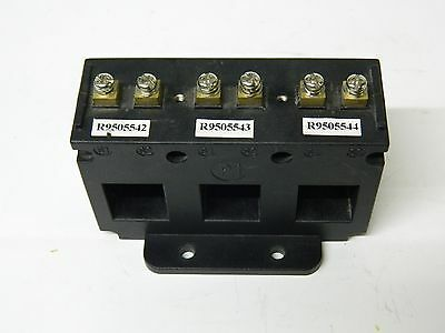 Rayleigh TAS 242 3X 125/5 125A Moulded Case Current Transformer 3X 125/5 CL1 2VA
