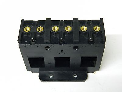 CTT 3X 160/5 160A Moulded Case Current Transformer 3X 160/5  2.5VA