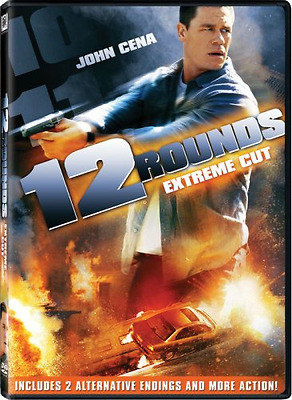 12 Rounds (Extreme Cut)  DVD